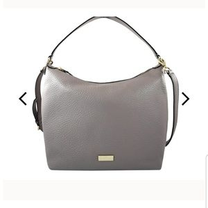 KATE SPADE Kaia Prospect Place Leather Hobo Bag
